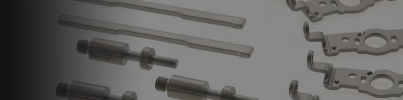 ステンレス鋼のガス窒化処理